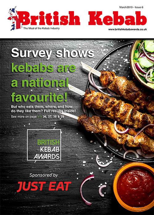 The British Kebab Magazine